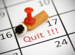 quit smoking calendar